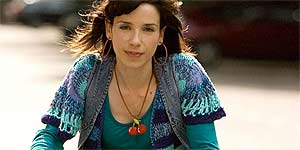Sally Hawkins in Mike Leighs Happy Go Lucky